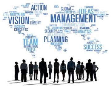 Bild über Aufgaben eines Managers